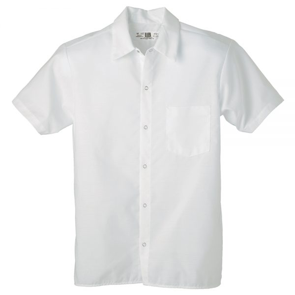 cook shirt with pocket