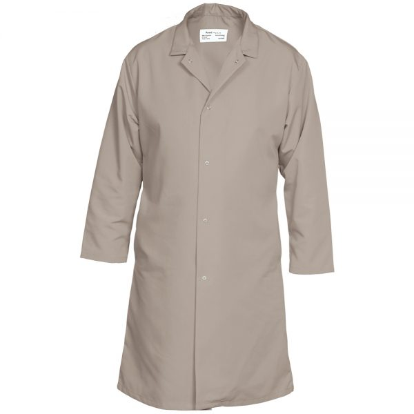 Reed Food Service Coat Tan