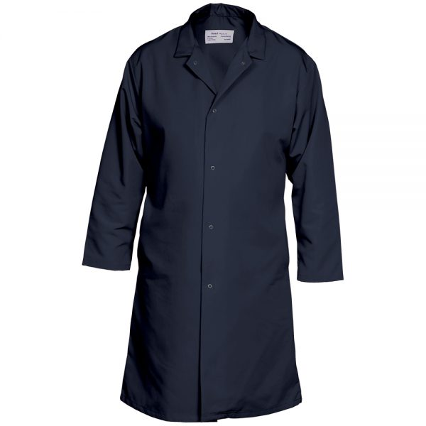 Reed Food Service Coat Navy